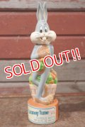 ct-201001-92 【JUNK】Bugs Bunny / 1987 Bubble Bath Bottle