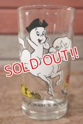 gs-201001-12 Casper & Nightmare / Arby's 1970's Novelty Glass