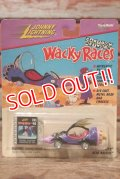 ct-201101-14 Wacky Races / JOHNNY LIGHTNING 1998 The Mean Machine