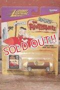 ct-201101-16 The Flintstones / JOHNNY LIGHTNING 1998 Barney Rubble's Sports Car