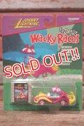 ct-201101-15 Wacky Races / JOHNNY LIGHTNING1 998 The Compact Pussycat