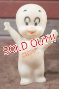 ct-201101-81 Casper / 1970's Soft Vinyl Doll