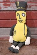 ct-200901-55 PLANTERS / MR. PEANUT 1970's Pillow Doll