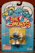 "ct-201101-50 Smurf / PVC Figure ""French Fries"" (MOC)"