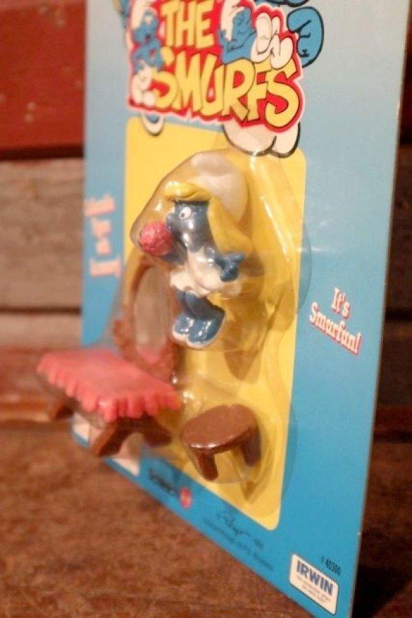 画像4: ct-201101-51 Smurfette / PVC Figure with Accessory (MOC)