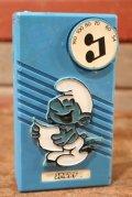 ct-201101-68 Smurf / 1980's Transistor Radio