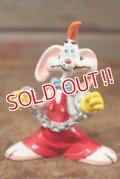 "ct-201114-63 Roger Rabbit / 1988 PVC Figure ""Handcuffs"""