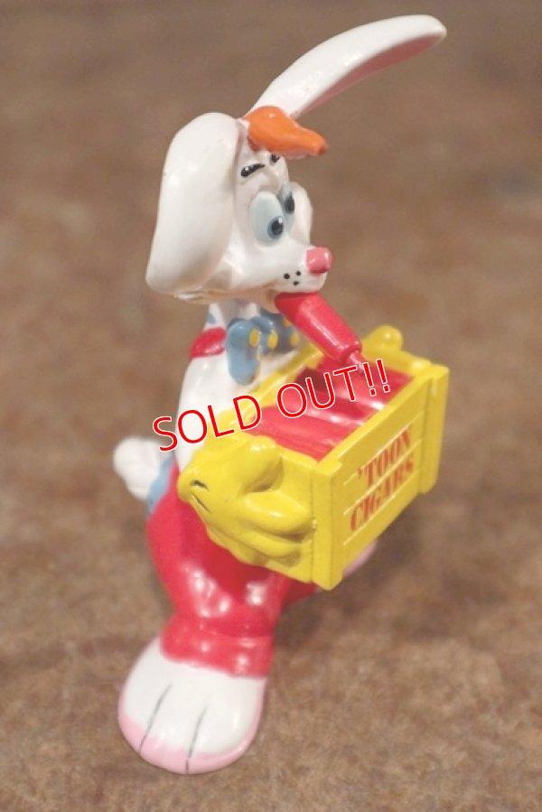 """画像3: ct-201114-63 Roger Rabbit / 1988 PVC Figure """"Toon Cigars"""""""