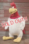 ct-201114-17 Foghorn Leghorn / 1990's Big Plush Doll