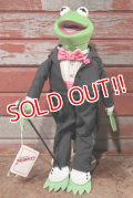 ct-201114-21 Kermit the Frog / Presents 1990 Doll