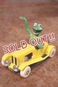 ct-201114-68 Kermit the Frog / Corgi 1979 Die Cast Car