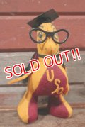 ct-201114-20 University of Southern California USC / Vintage Mascot Doll