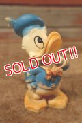 ct-201201-31 Donald Duck / 1940's-1950's Squeaky Doll