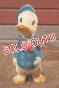 ct-201201-09 Donald Duck / Sun Rubber 1950's Doll