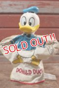 ct-201114-38 Donald Duck / 1970's Hand Puppet