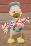 ct-201201-26 Donald Duck / DELL 1960's Rubber Doll