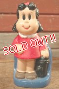 ct-201201-28 Little Lulu / Play Pal Plastic 1970's Coin Bank