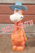 ct-201201-17 Quick Draw McGraw / 1960's Plastic Coin Bank