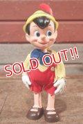 ct-201201-15 Pinocchio / DAKIN 1970's Figure