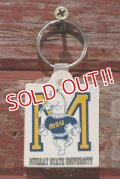 ct-201114-28 Murray State University / Racer One Rubber Keyring