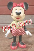 ct-201101-70 Minnie Mouse / 1970's Figure