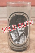 gs-201114-04 Laurel and Hardy / Arby's 1979 Movie Memorabilia Glass