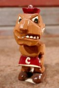 ct-210101-03 Anri 1950's College Mascot Figure / Colgate University