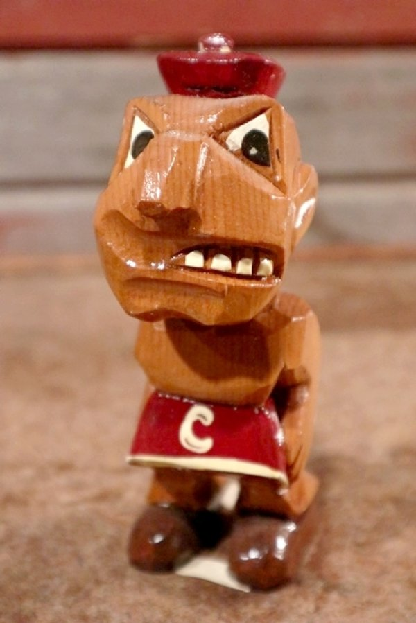 画像1: ct-210101-03 Anri 1950's College Mascot Figure / Colgate University