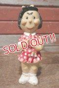ct-201201-69 Sweetie Pie / 1950's Rubber Doll (Polka Dot)