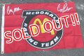 ct-201114-119 McDonald's / 1990's Racing Flag