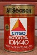 dp-201201-40 CITGO / 10W-40 Motor Oil One U.S. Quart Can