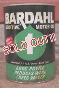 dp-201201-40 BARDAHL / Additive Motor Oil One U.S. Quart Can