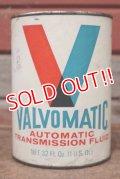 dp-201201-40 VALVOMATIC / Automatic Transmission Fluid One U.S. Quart Can