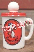 ct-210101-45 Snoopy / AVON 1960's-1970's Liquid Soap Mug