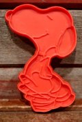ct-210101-41 Snoopy / Vintage Cookie Cutter