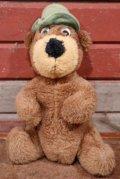 ct-201114-101 Yogi Bear / Mighty Star 1980 Plush Doll (A)