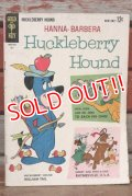 ct-201114-31 Hucklebery Hound / GOLD KEY July 1963 Comic