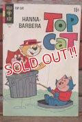 ct-201114-31 TOP CAT / GOLD KEY June 1969 Comic