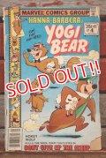 ct-201114-31 Yogi Bear / MARVEL 1978 Comic