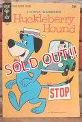 ct-201114-31 Hucklebery Hound / GOLD KEY April 1970 Comic