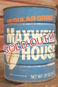 dp-210101-60 MAXWEL LHOUSE COFFEE / Vintage Tin Can