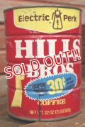 dp-210101-57 HILLS BROS COFFEE / Vintage Tin Can