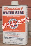 dp-210101-48 Thompson's  WATER SEAL / Vintage Tin Can