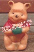 ct-210101-65 Winnie the Pooh / Sears 1960's Soft Vinyl Doll