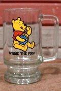 gs-210201-03 Winnie the Pooh / 1970's Beer Mug