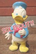 ct-201201-80 Donald Duck / DELL 1960's Rubber Doll