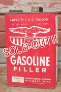 dp-210201-63 EAGLE / Vintage One U.S.Gallon Gasoline Can