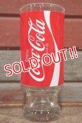gs-210201-13 Coca Cola / 1980's〜 Glass Tumbler