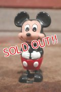 ct-210201-24 Mickey Mouse / TOMY 1970's Wind Up