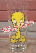 gs-210201-07 Tweety / PEPSI 1973 Collector Series Glass